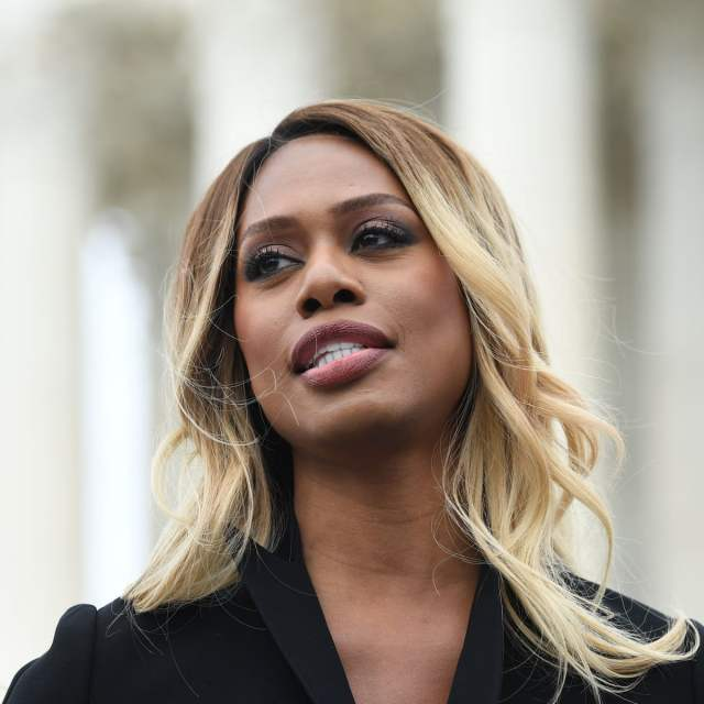 Actress Laverne Cox finds love again