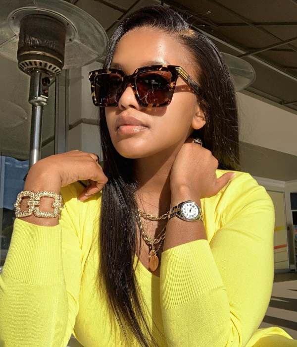 Lerato Kganyago  – Check on your friends, So many people losing their loved ones