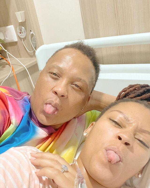 Letoya Makhene pens down heartfelt message to Lebo Keswa as she celebrates 45th birthday