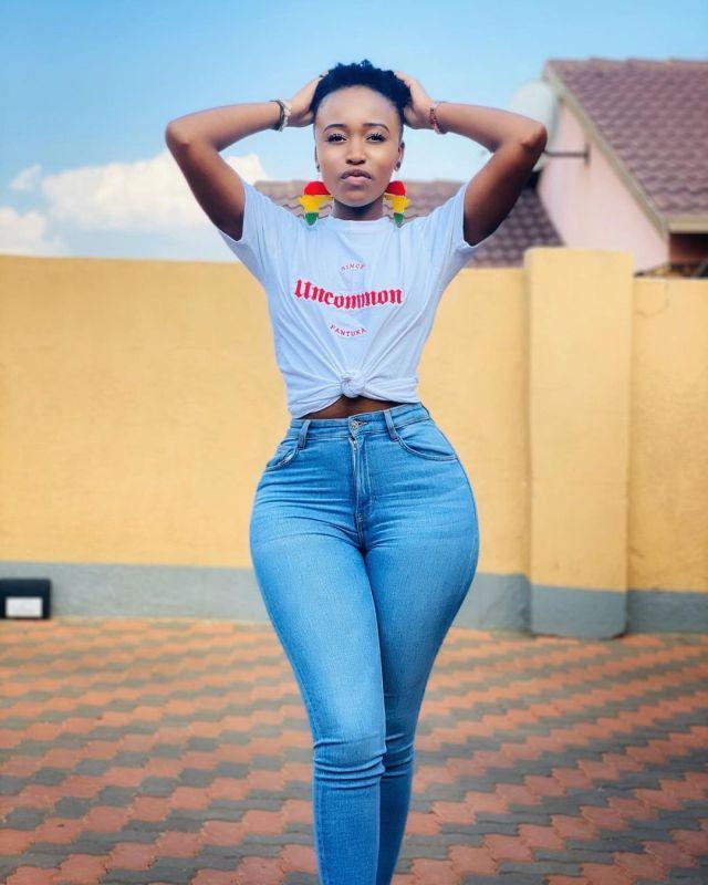 Actress Lungelo Mpangase bags another role on Mzali Wam