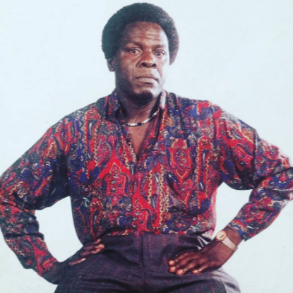 Tsonga music legend MJ The Man Hlungwani has died