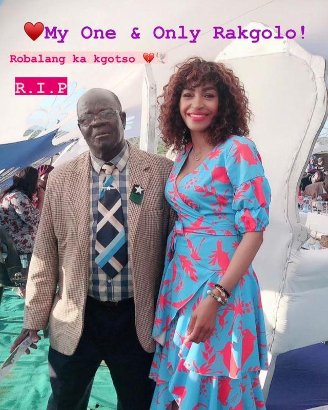 Skeem Saam Actress Makgofe Moagi Is In Mourning