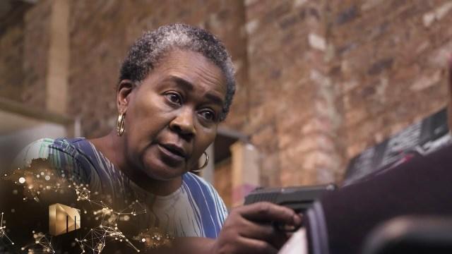 Mzansi reacts as Mam'Sonto shots Ntokozo! #Gomora