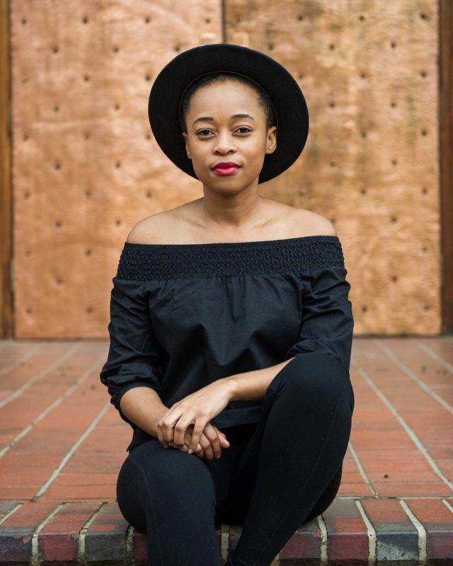 Mmabatho Montsho celebrates international recognition