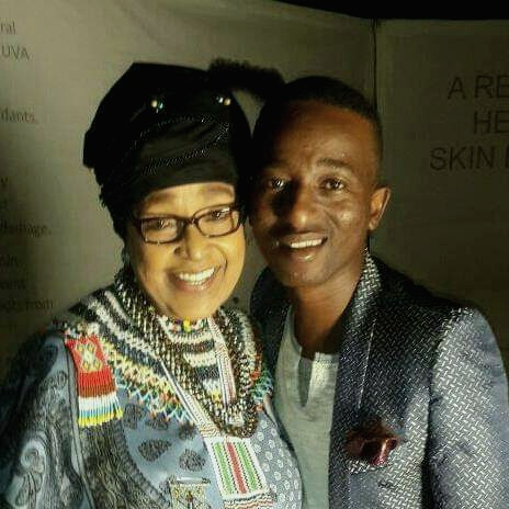 Meet The Award-Winning MC Who Has Met 'Every' A-Lister In Mzansi