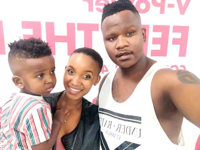 Idols SA runner-up Mthokozisi Ndaba and his wife welcome their miracle baby