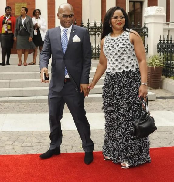 Pics: South African Ministers and their glamorous wives