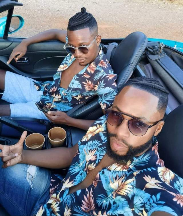 Nay Maps Responds to Rumours of His Alleged Baecation With A Man