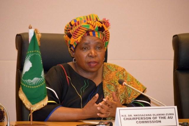 Minister Nkosazana Clarice Dlamini-Zuma turns 72 today