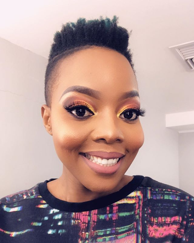 Nomcebo Zikode leaves Mzansi confused with her Masechaba Ndlovu tweet