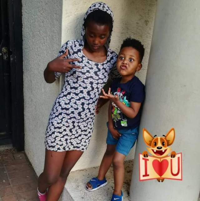 Meet Nomcebo Zikode Husband And Her Two Kids – Photos