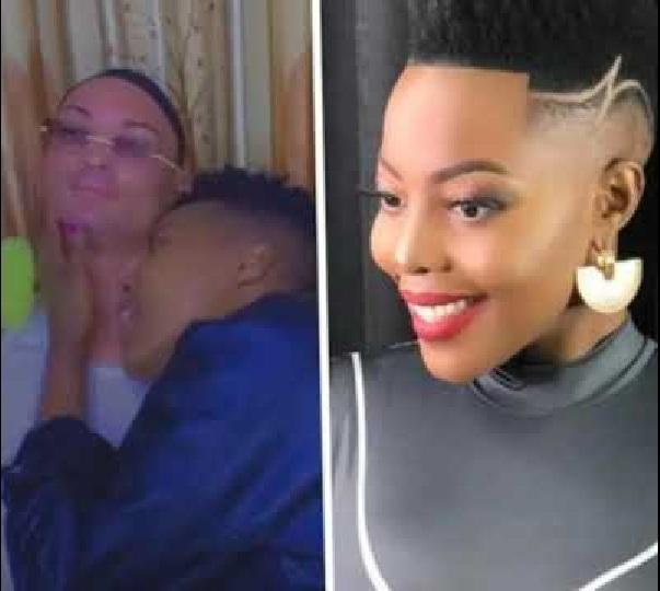 Nomcebo Zikode shocks Fans with her 'new boyfriend'
