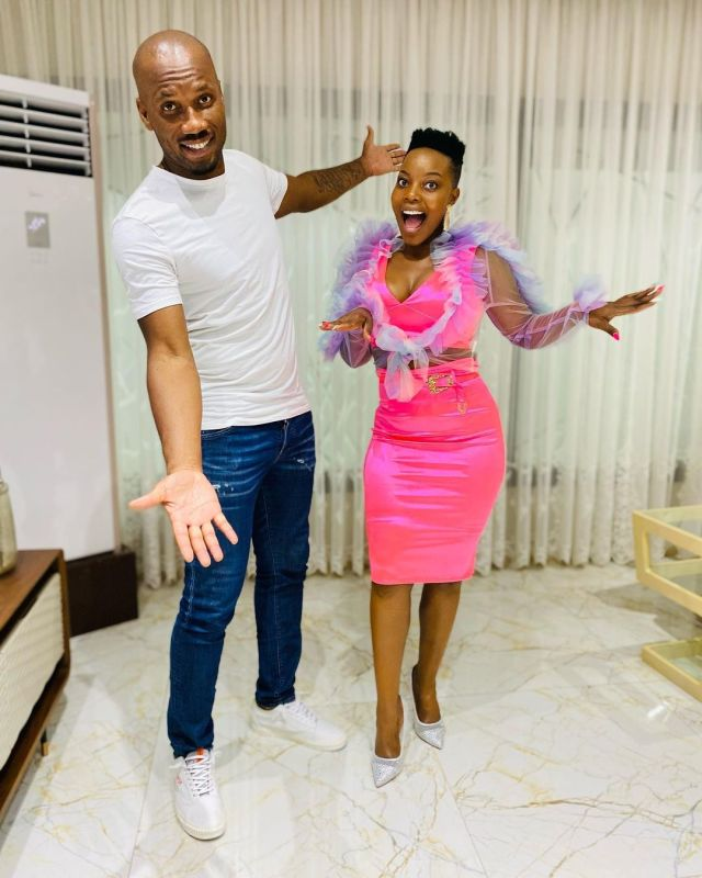 Nomcebo Zikode links up with soccer legend Didier Drogba – Video