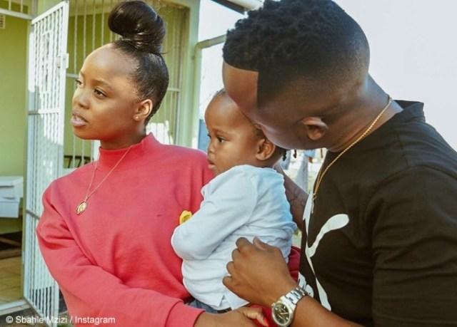 Ntando Duma dragged into Junior De Rocka's anniversary post to bae