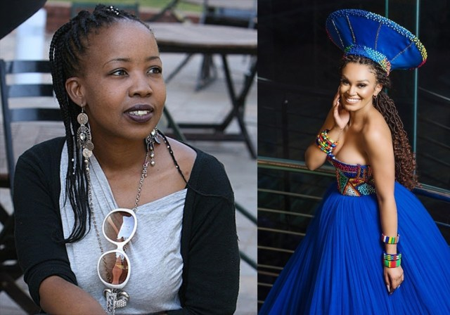 Ntsiki Mazwai attacks Pearl Thusi over her light skin colour