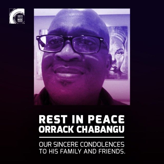 Orrack Chabangu has died