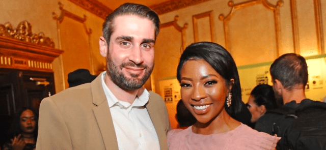 Radio presenter Pearl Modiadie confirms split from baby daddy