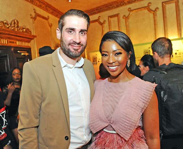 Pearl Modiadie Defends Her Baby Daddy For Leaving Her