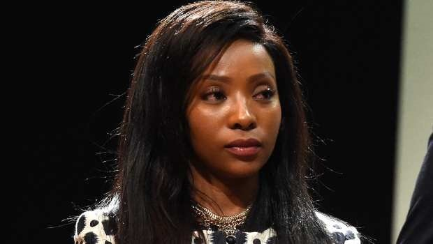 Pearl Modiadie mourns death of her aunt who died of a broken heart after burying her husband