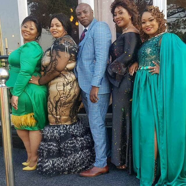 Polygamist Musa Mseleku tired of all his 4 wives