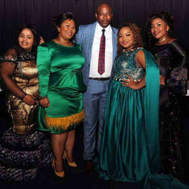 Polygamist Musa Mseleku tired of all 4 of his wives