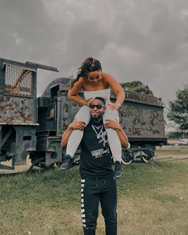 Prince Kaybee and bae, Zola get freaky in the kitchen – Video