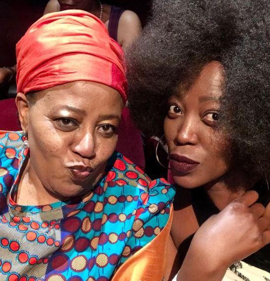 Rami Chuene pays tribute to late jazz singer, Sibongile Khumalo