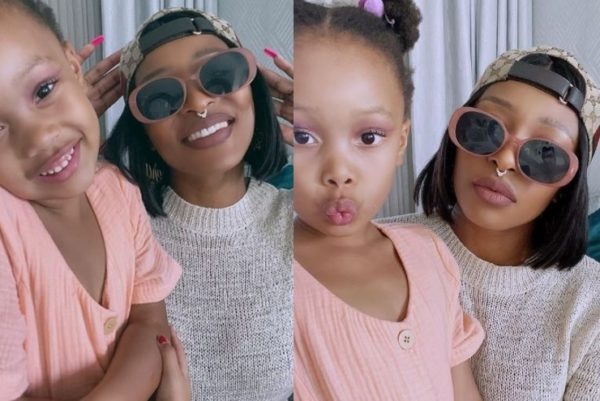 Watch: why fans urge Kairo Forbes to teach DJ Zinhle how to cook