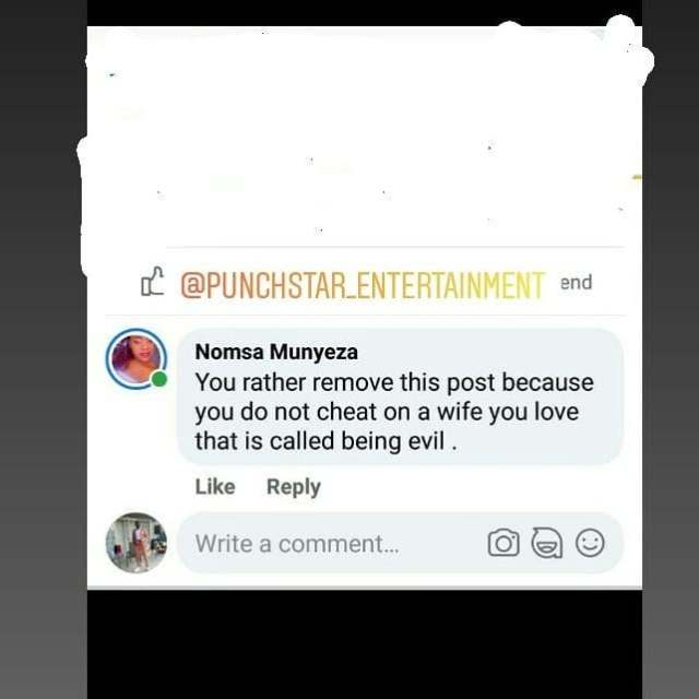 President Mnangangwa's advisor Pastor Shingi Munyeza exposed by daughter on FB for cheating on his wife