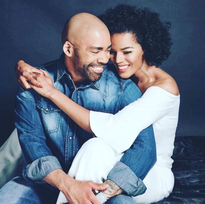 Photos: Connie Ferguson gushes over husband Shona – Yea and he fine as hell!