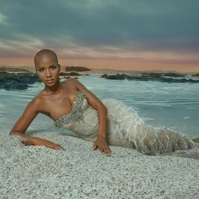 Shudufhadzo Musida's mermaid look breaks social media – Photos