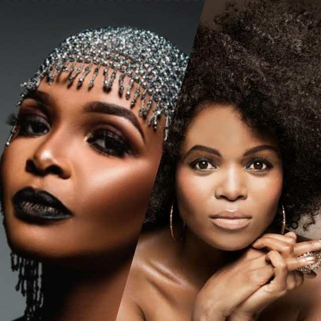 Pics: Simphiwe Dana And Her Lesbian Lover Get Engaged