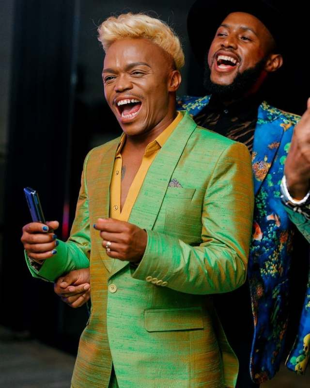 Somizi and Mohale headed for divorce, Mzansi reacts