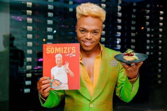Watch: Inside Somizi's 5-star restaurant