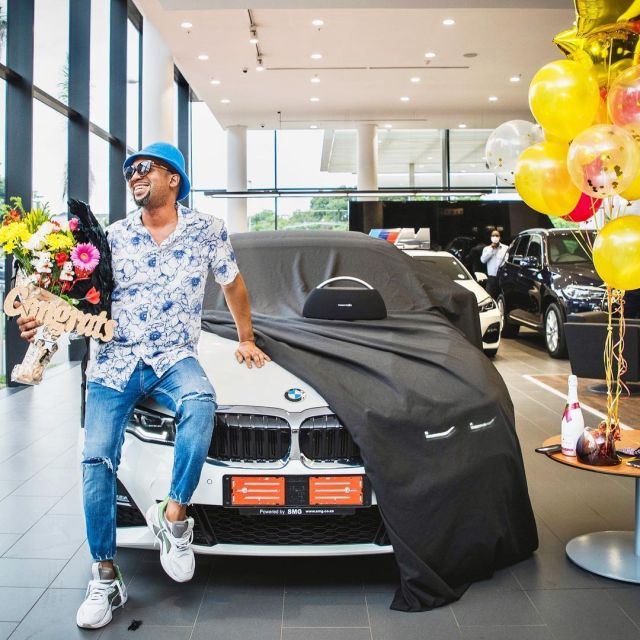 Reality Star Tha Simelane Gets New Set Of Wheels