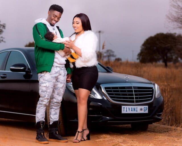 Watch: Simz Ngema Shows Off Her New Gift From Baby Daddy Tino Chinyani