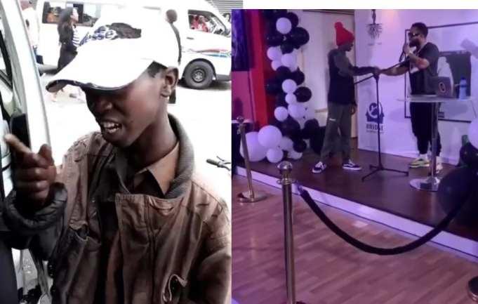 Viral taxi rank hustler and Cassper's friend Yolanda Ton Mzwandile goes back to the street
