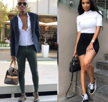 "Watch how Somizi gave Ayanda Thabethe his ""un-D-ivided"" attention"