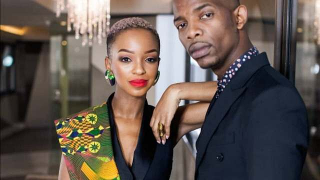 Nandi Madida and her hubby Zakes Bantwini attacked for being liars