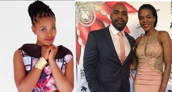 Zenande Mfenyana causes a stir after blaming her weight gain on the Fergusons breakfast