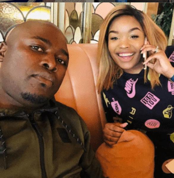 Trouble in paradise: Isibaya actress Zinhle Ngwenya and Husband dump each other