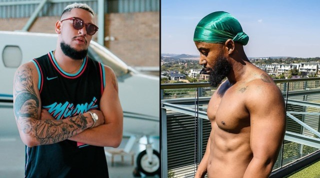 AKA leaks chats with Cassper revealing he is actually paying Mufasa for the fight