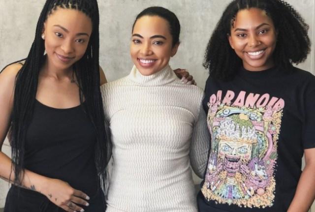 Pics: Amanda Du Pont Shows Off Her Beautiful Sisters