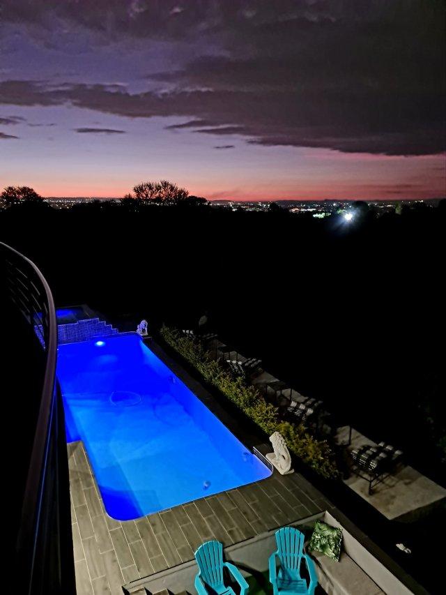 Cassper Nyovest's house on night mode impresses Mzansi