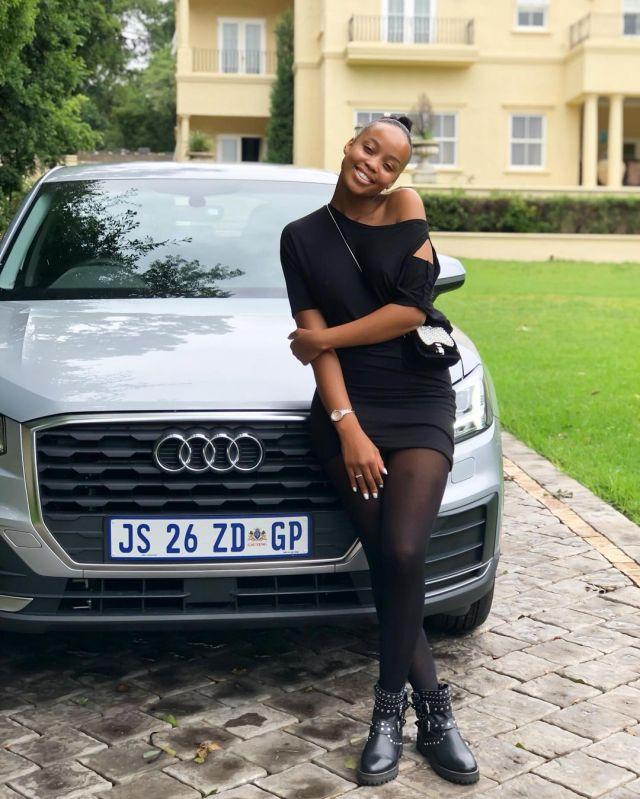 Ntando Duma buys a 4 bedroom 2 storey house
