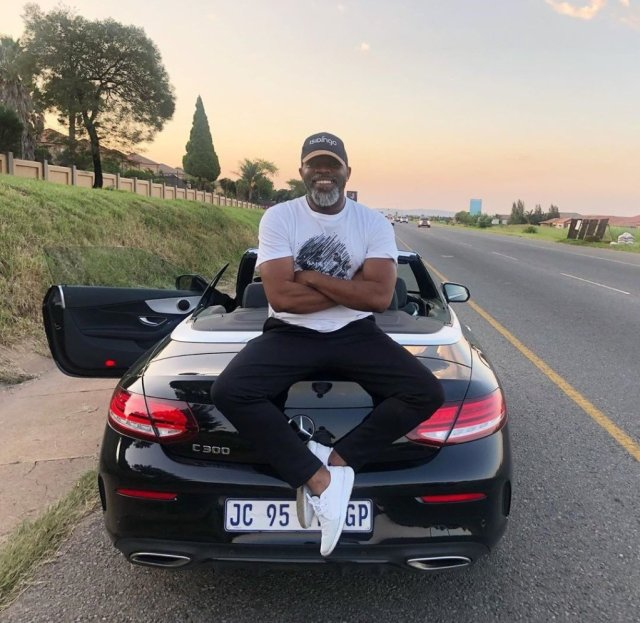 Pics: Mzansi ladies label Dumisani Mbebe the ultimate sugar daddy material
