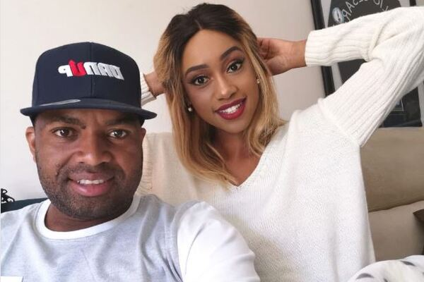It ended in tears – Itumeleng Khune's fed up wife packs her bags and leaves