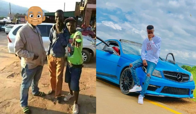 Watch: King Monada's before and after snaps inspires Mzansi