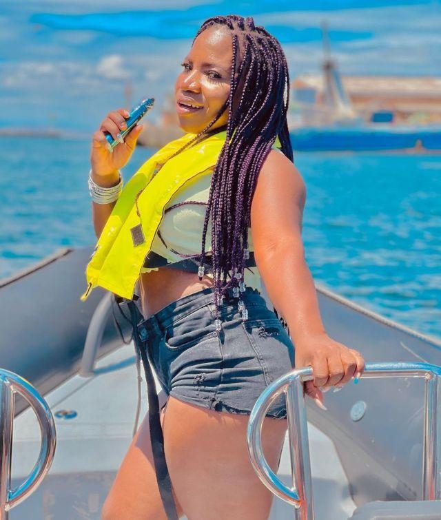 Makhadzi's Murahu music video hits 3 million views