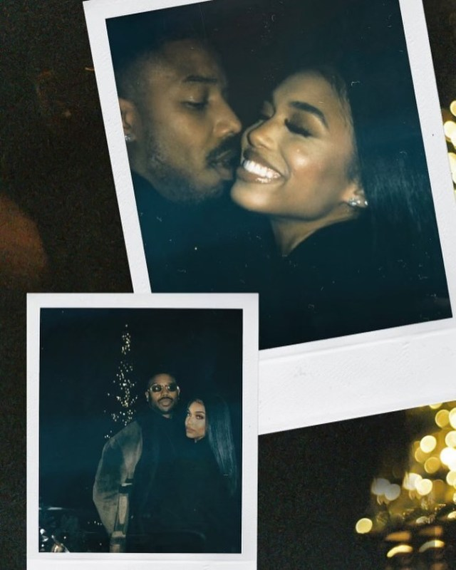 Warch: Michael B. Jordan And Steve Harvey's Daughter Lori Harvey, Confirm Dating Rumours